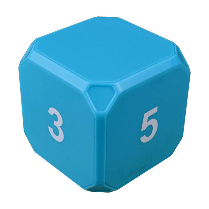 TimeCube® Plus 1-3-5-7 Minute Preset Timer- Blue