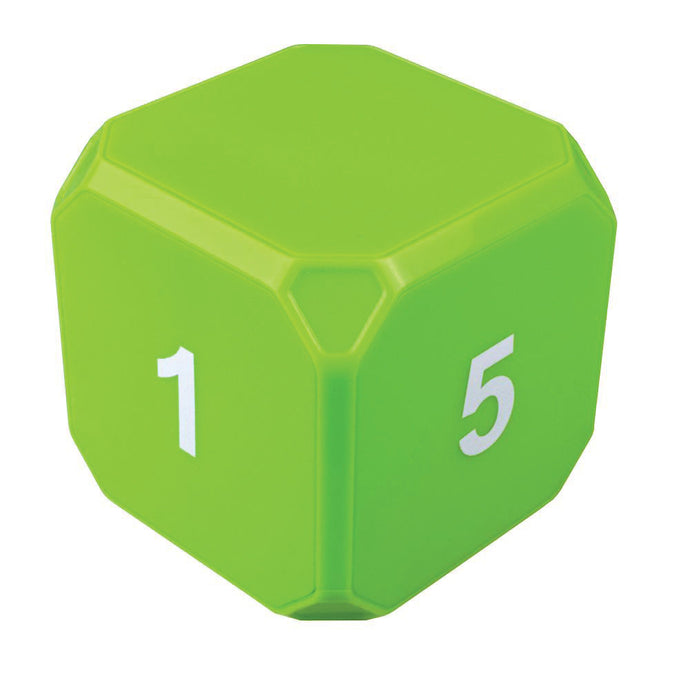 TimeCube® Plus 1-5-10-15 Minute Preset Timer- Green