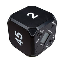 TimeCube® Plus 2-10-20-45 Minute Preset Timer - Black