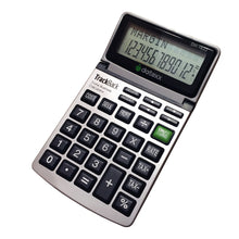 2-Line TrackBack Business Handheld Calculator