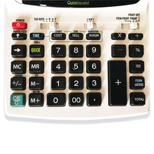 Quick Receipt Printing Calculator