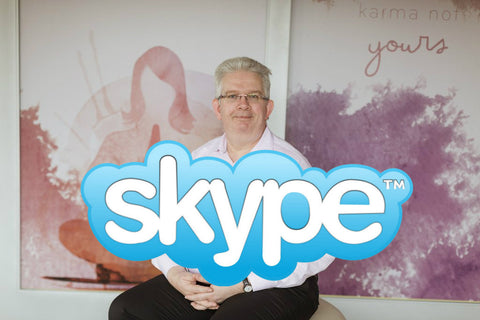 Private 60 Minute Skype Therapy Session with Nick Kemp