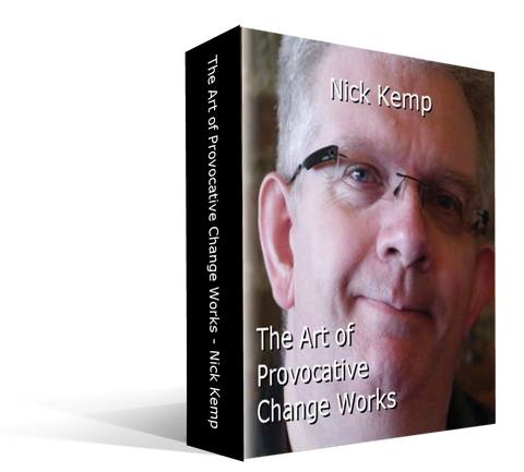 The Art of Provocative Change Works By Nick Kemp mp3 downloads