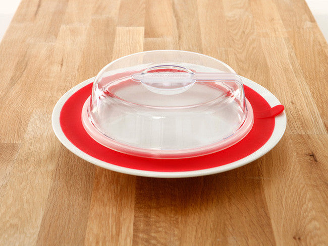 Plate Topper Smart Food Storage
