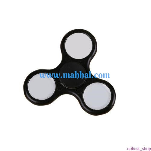 "LED Fidget Tri- Spinner ""Blue"""