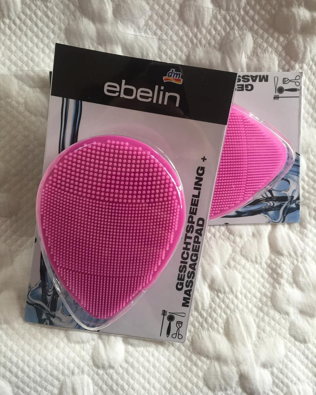 ebelin Professional facial + massage pad