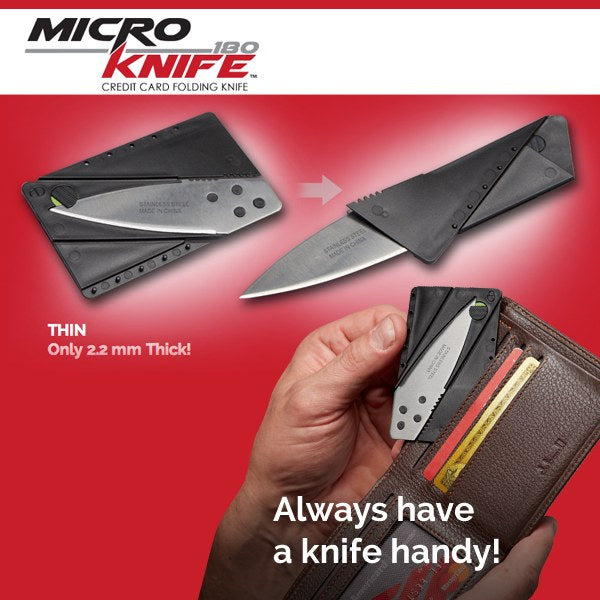 "Micro Knife ""2Pack"" 🔪"