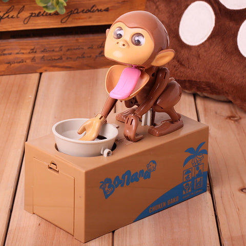 Monkey Money Bank