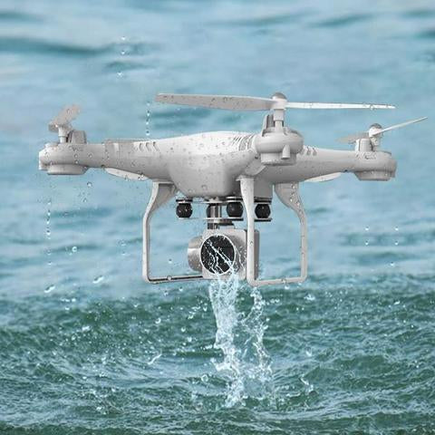 WATERPROOF SPLASH DRONE AUTO WITH 4K CAMERA LIVE VIDEO AND GPS
