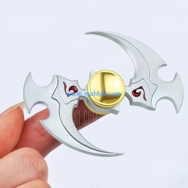 Sickle Knife Fidget Spinner
