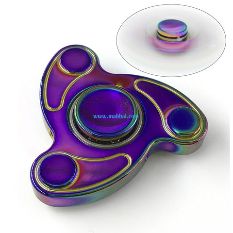 Wave Rainbow  Fidget Spinner