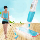 Microfiber 360 rotating healthy spray mop