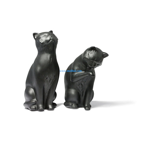 Cat Bookend Set Of 2