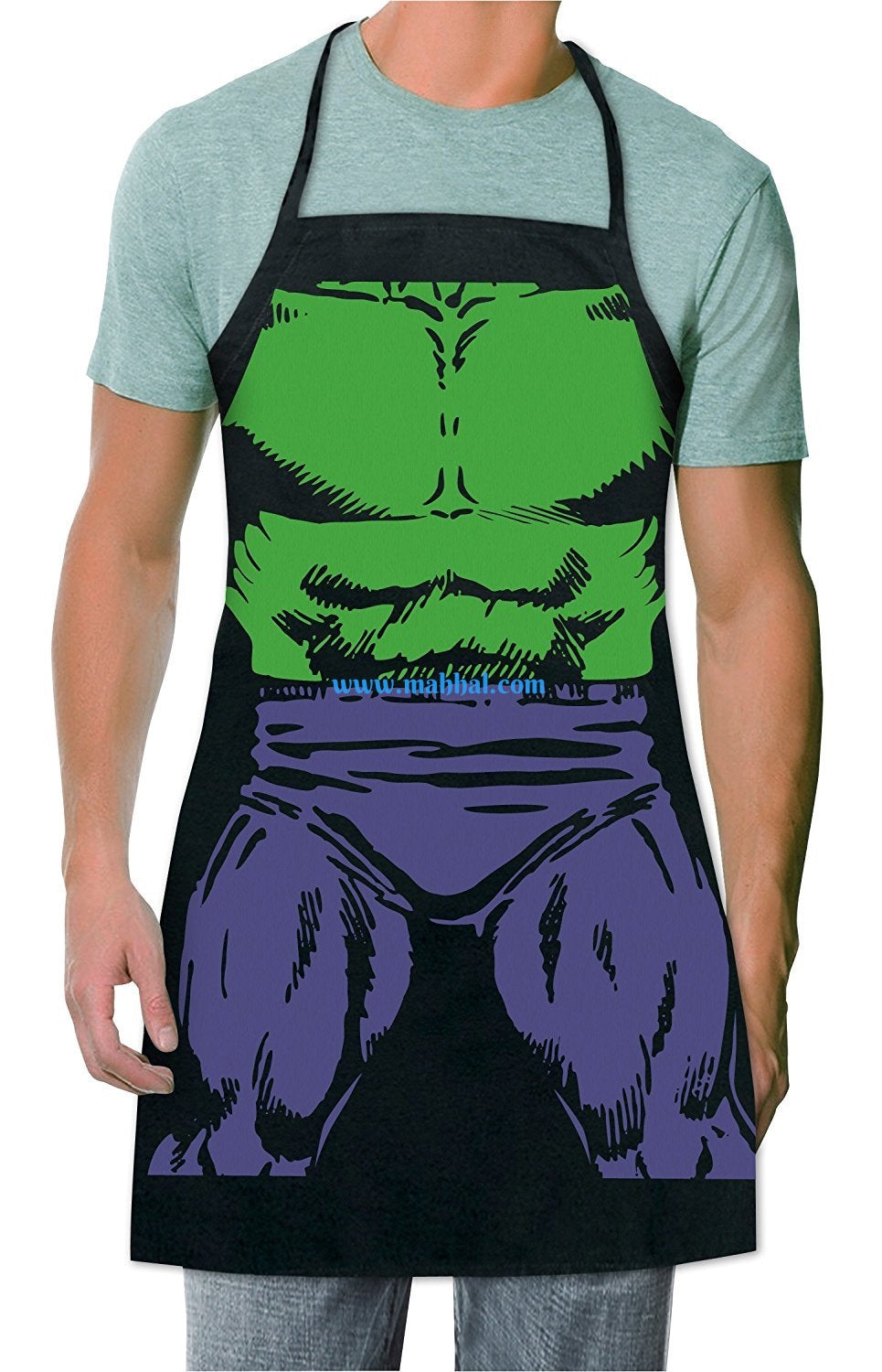 Hulk Be The Hero Apron