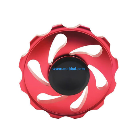 "Wave Wheel Spinner ""Pink"""