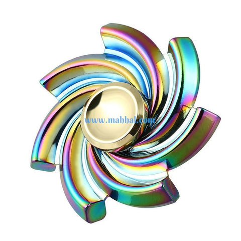 Rainbow High Speed Cyclone Spinner