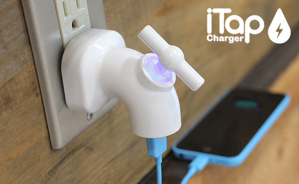 i tap USB phone charger