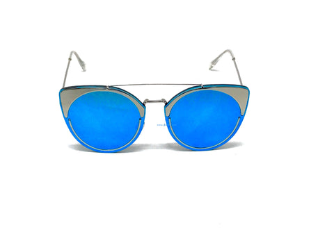 cateyes -shape 2017 sunglasses