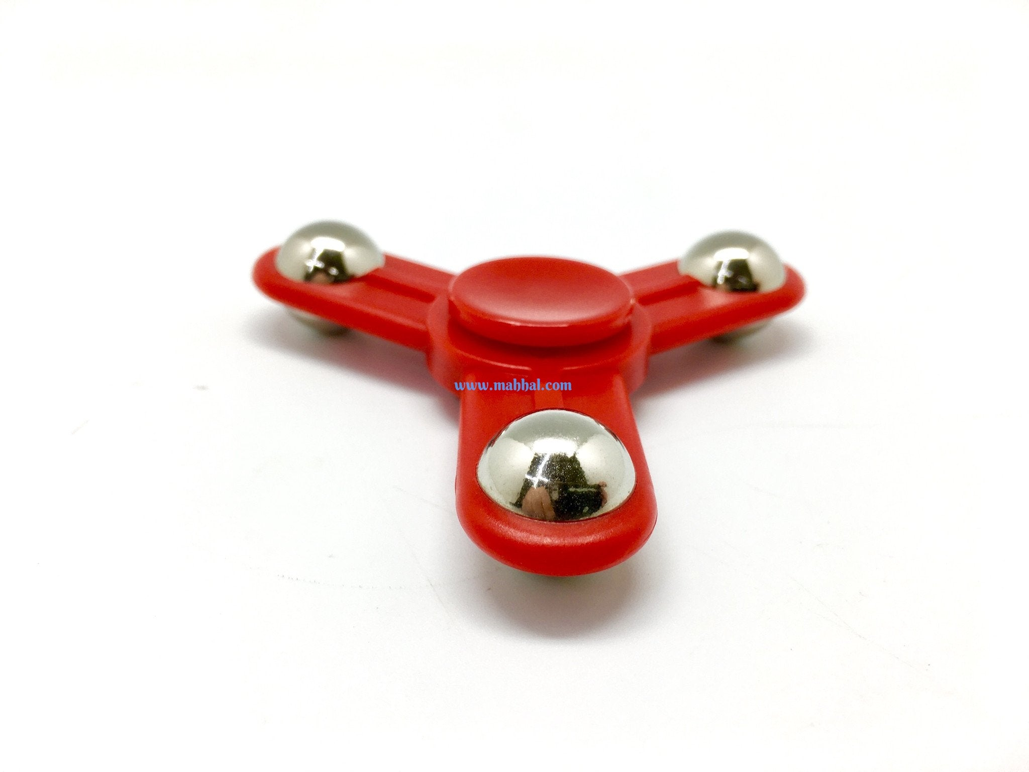 "TRI-WING FIDGET SPINNER ""RED"""
