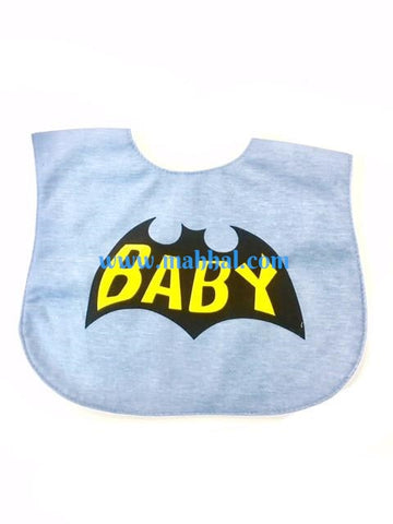 BABY APRON BATMAN !!