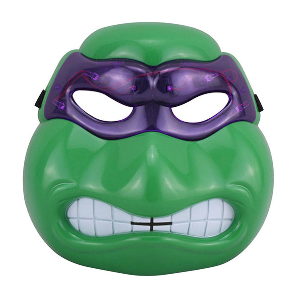 "LED Ninja Turtle Mask for ""KIDS"""