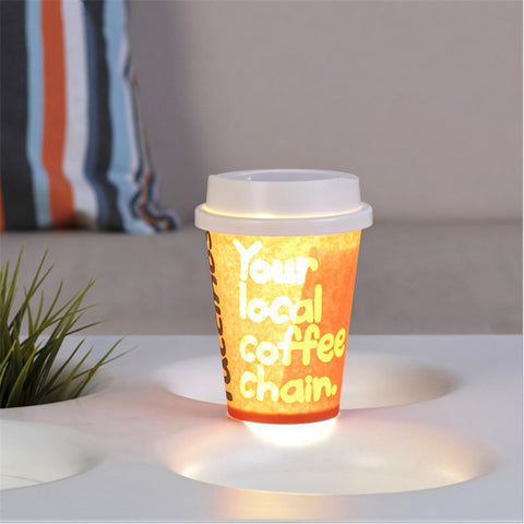 LED Cup Lights