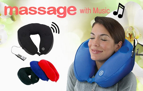 Pillow Massage With Music