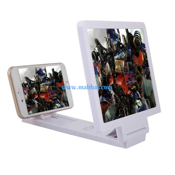 3D MOBILE PHONE SCREEN ENLARGER MAGNIFIER VIDEO SCREEN