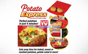 Microwave Potato Cooker| Potato Express