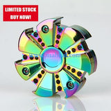 "Turbine Spinner ""Rainbow"""