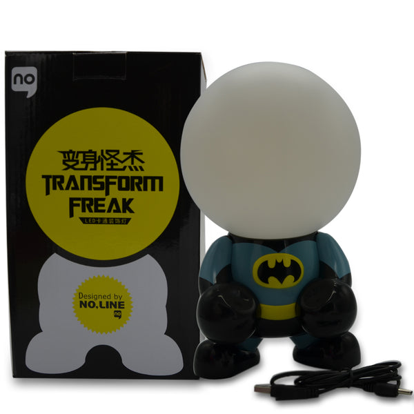 BATMAN Transform Freak