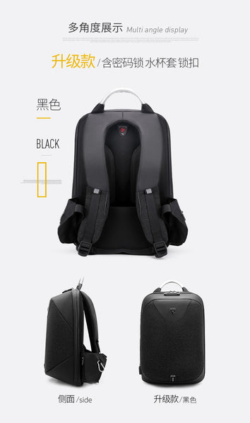 Backpack 15.6' with lock