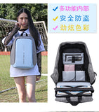 Girly Anti-Theft Backpack