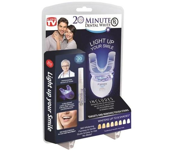 20 Minute Dental White
