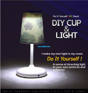 DIY Cup & Light