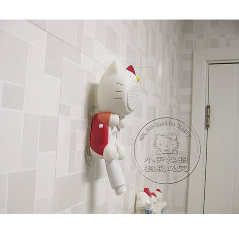 Hello Kitty Shower Hand