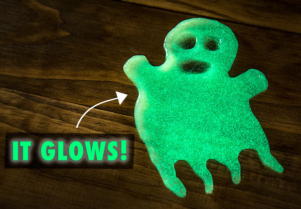 Melting Putty Glow In The Dark