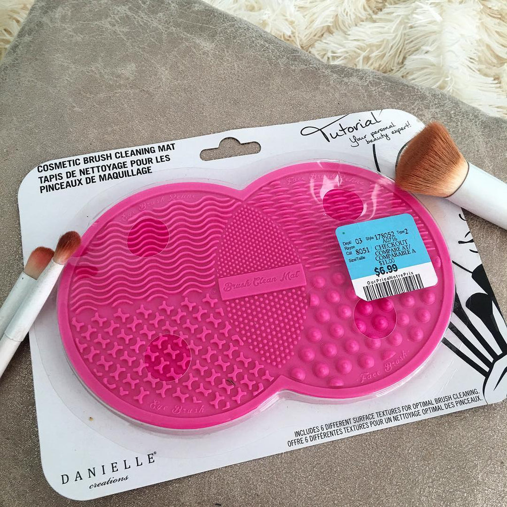 silicone makeup brush cleaner. shq silicone makeup brush cleaning mat cleaner c