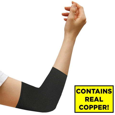 Copper Comfort for Elbow