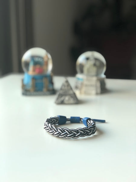 Rastaclat Striped Blue