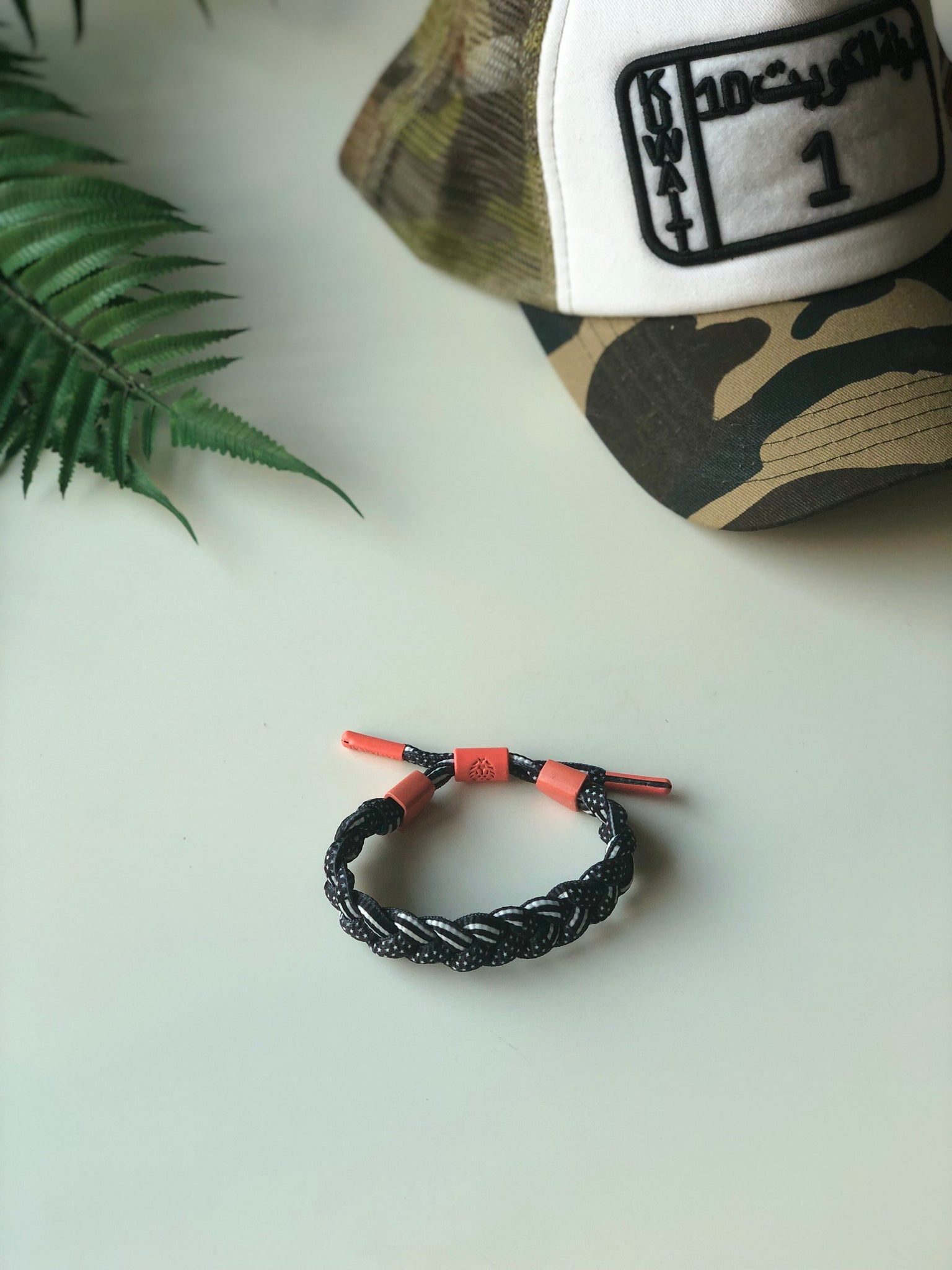 Rastaclat Black & Orange