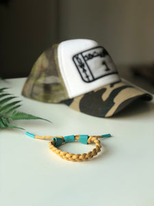 Rastaclat Yellow & Tiffany