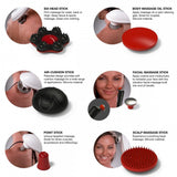 Cordless Percussion Body + Facial Massager