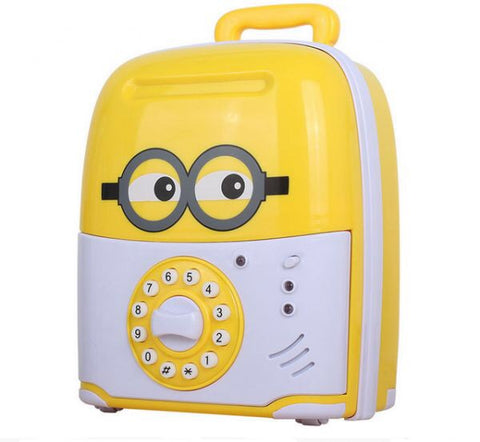 Minions Saving Box