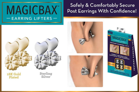 Magic Box Earring Lifters