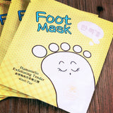 Lemon Foot Mask