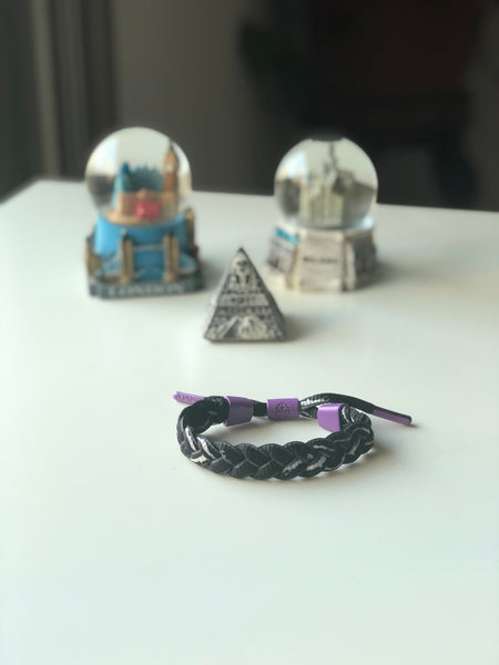 Rastaclat Black & Purple