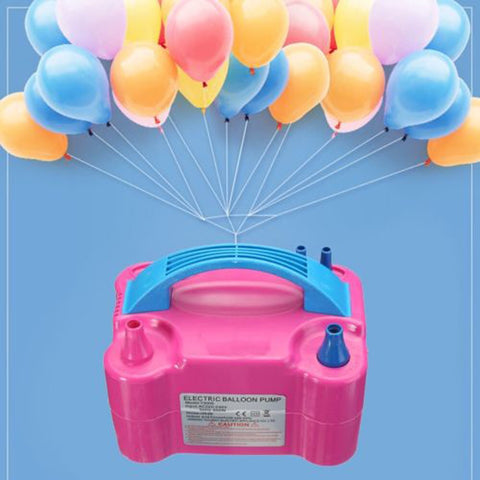 Electric Balloon Pump 🎈