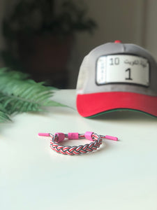 Rastaclat Striped Pink