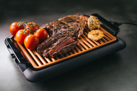 Smokeless Electrical Grill